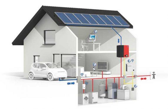 accumulatore energia fotovoltaico