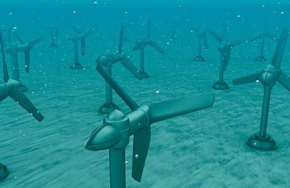 centrali elettriche sottomarine