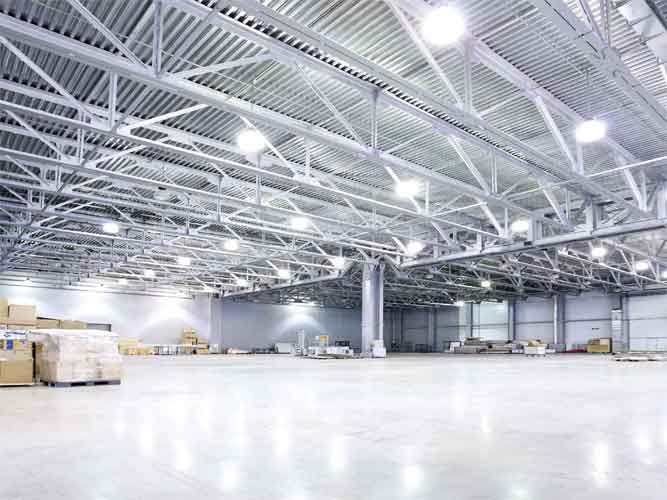 illuminazione con led per efficienza energetica