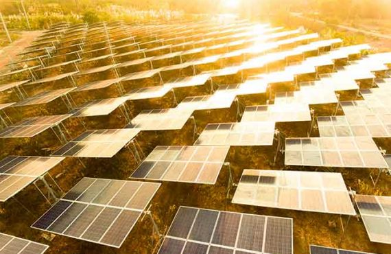 energia solare da pannelli