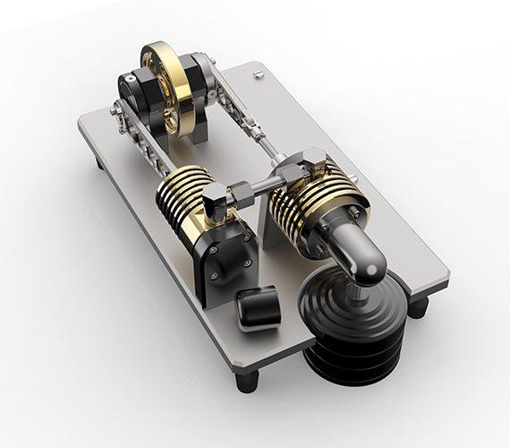 il motore stirling