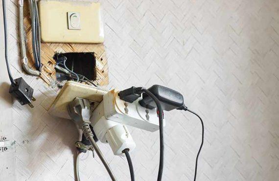 pericolosità elettricità