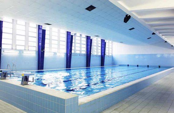 raggi infrarossi riscaldamento piscine