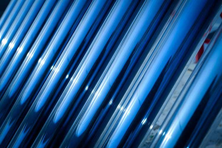 pannello per solare termico domestico
